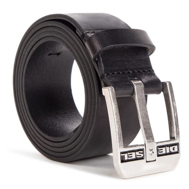 DIESEL Diesel - Men's Belt - X03728 - Smoked Brown
