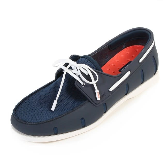 SWIMS SWIMS BOAT LOAFER