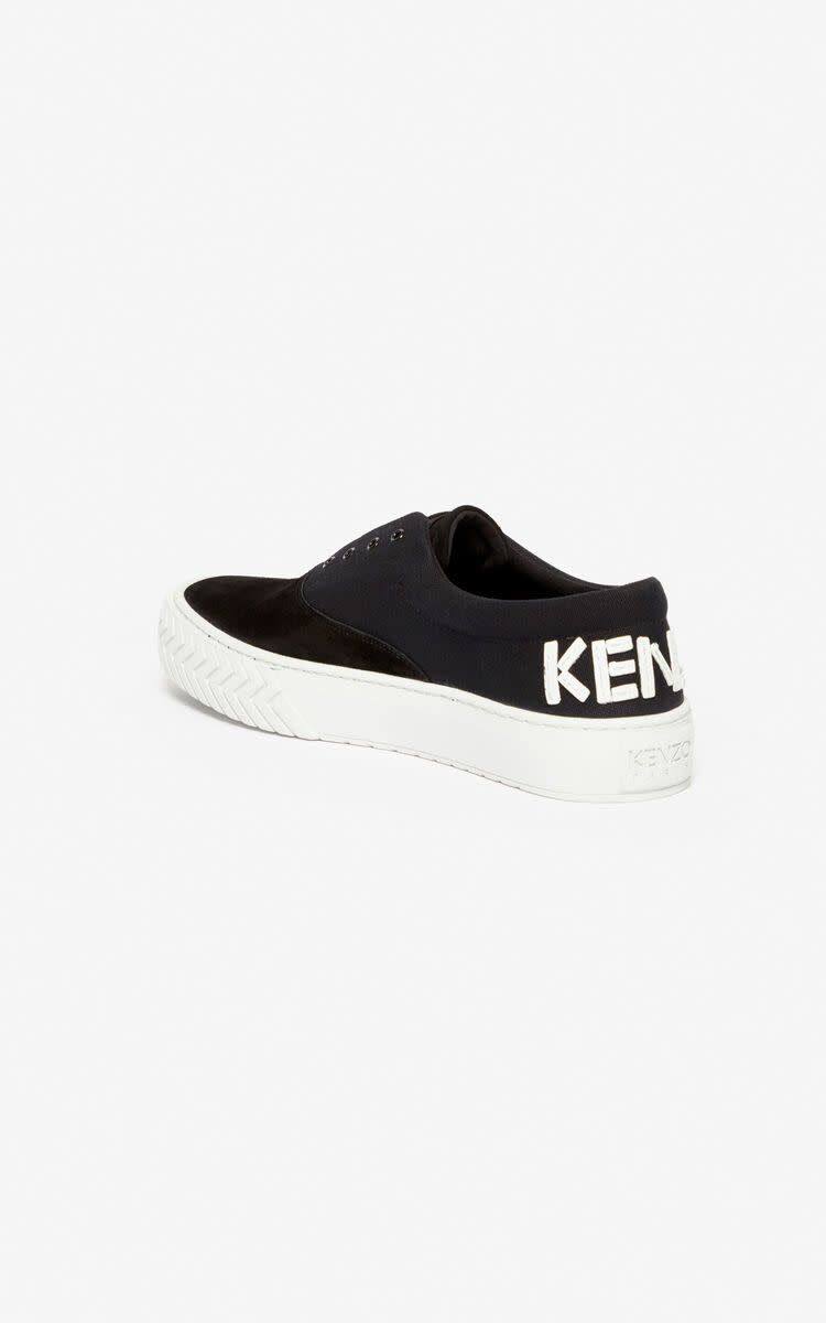 KENZO Kenzo - Unisex K-Skate Lace Up Sneakers