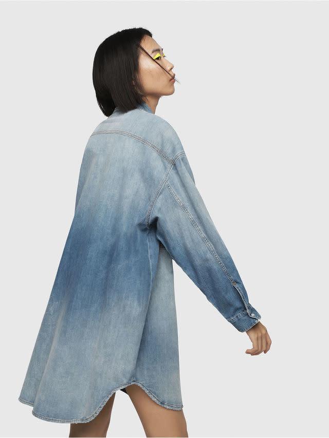 DIESEL Diesel - Women's Jeans Shirt - De-Eufrasia