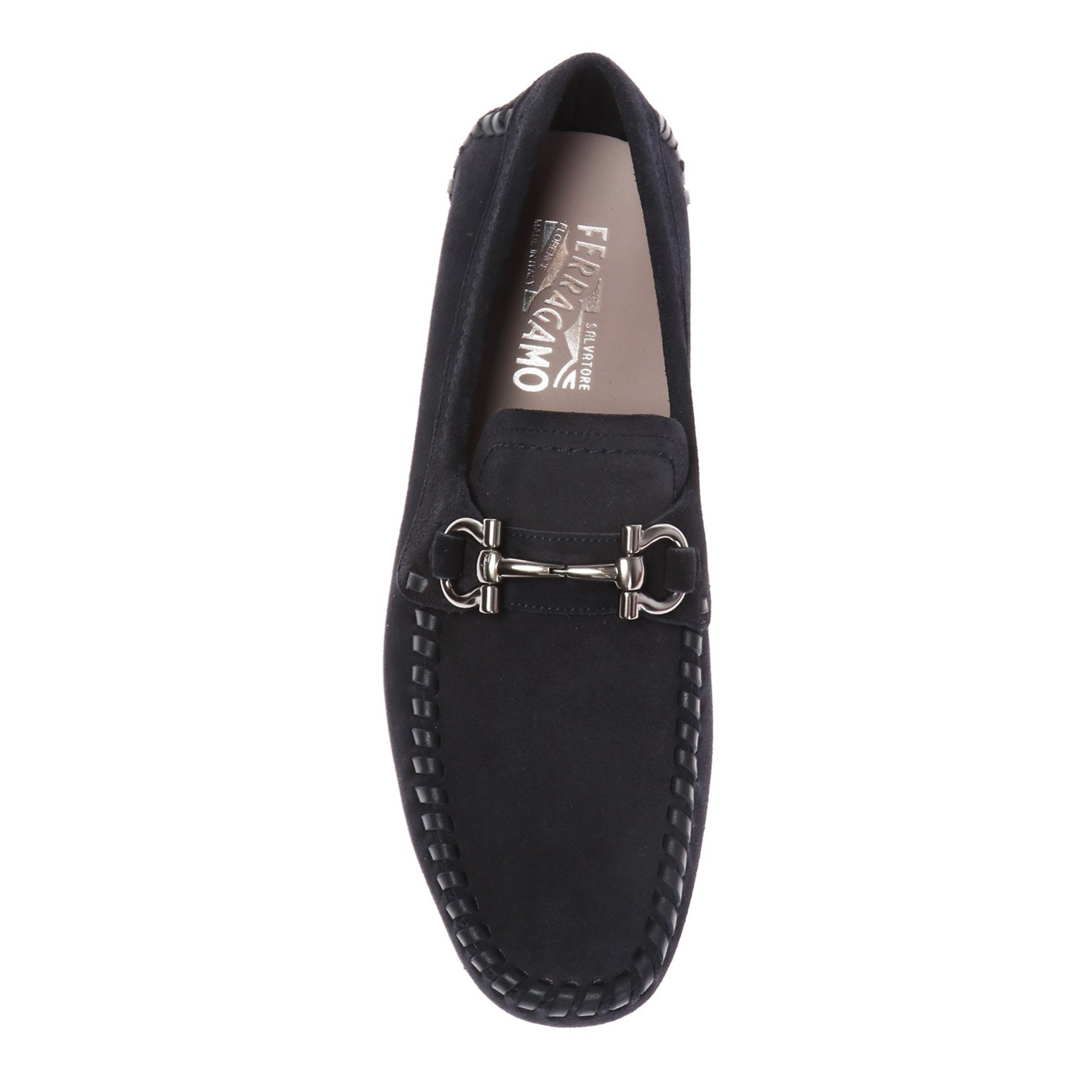 SALVATORE FERRAGAMO SALVATORE FERRAGAMO - LOAFER PARIGI IN - 703724