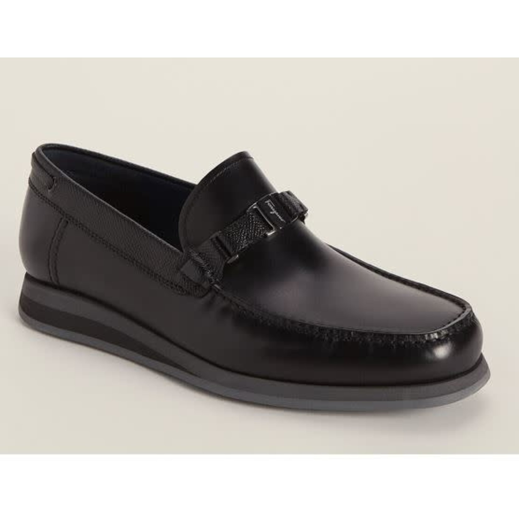 SALVATORE FERRAGAMO SALVATORE FERRAGAMO - LOAFER ASTER - 708473