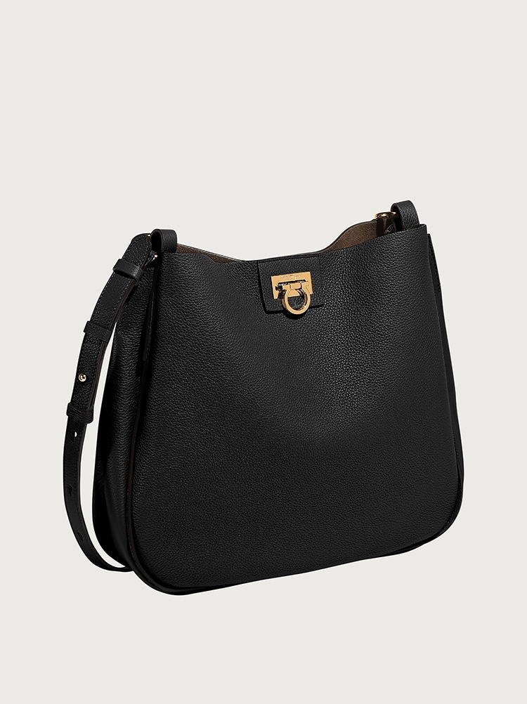 SALVATORE FERRAGAMO SALVATORE FERRAGAMO - HOBO BAG REVERSE - 720821