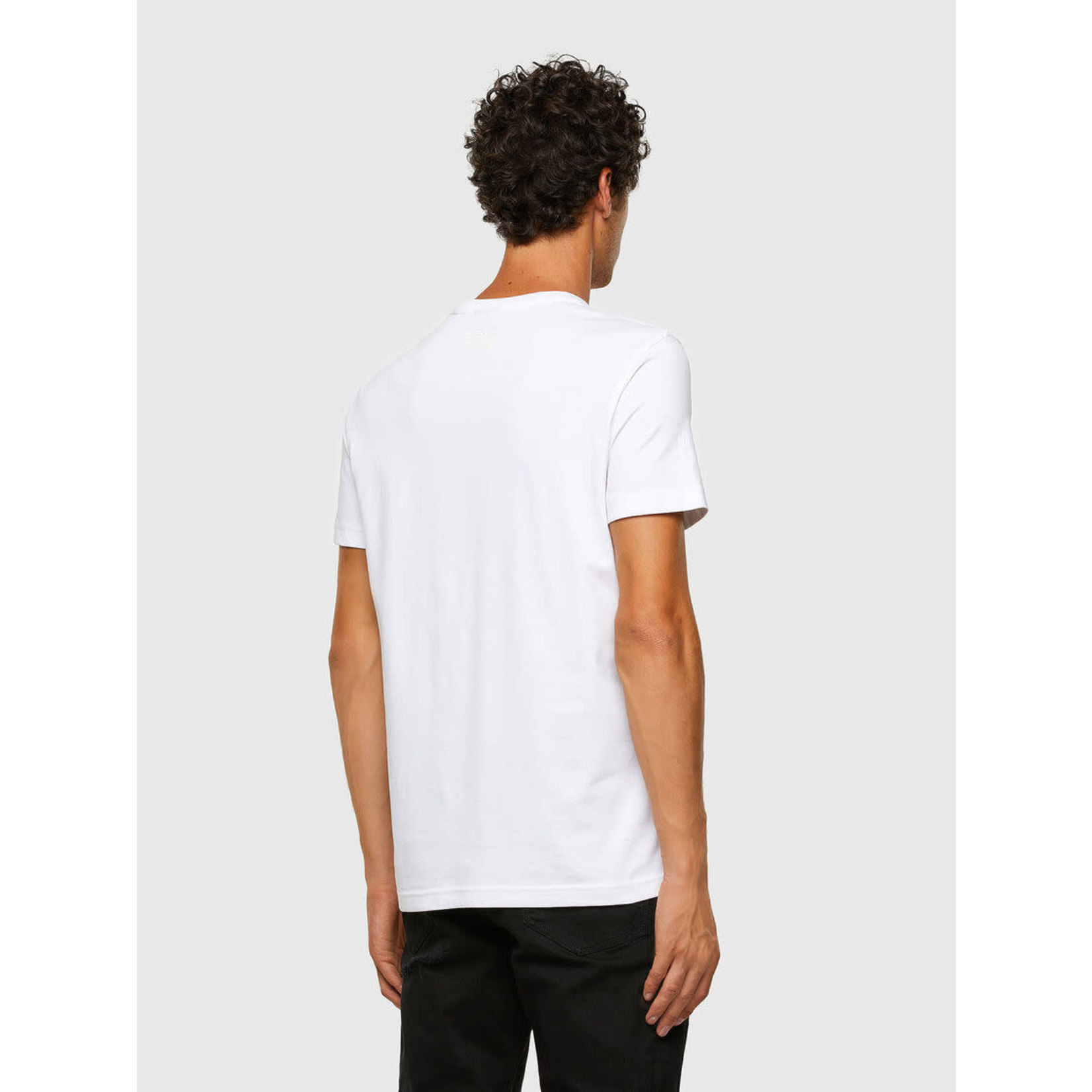 DIESEL DIESEL T-SHIRT DIEGOS X47 - WHITE