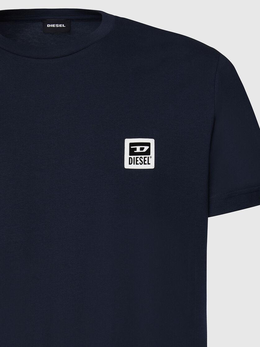 DIESEL DIESEL T-SHIRT DIEGOS K30 - BLACK