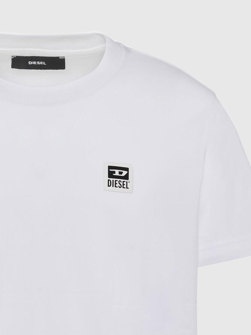 DIESEL DIESEL T-SHIRT DIEGOS K30 - WHITE