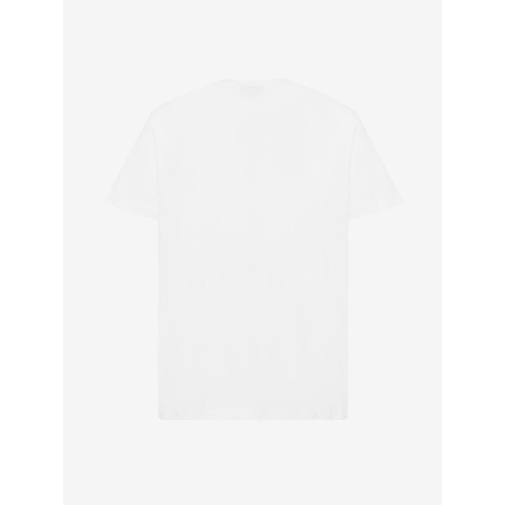 DIESEL DIESEL T-SHIRT DIEGOS K32 - WHITE