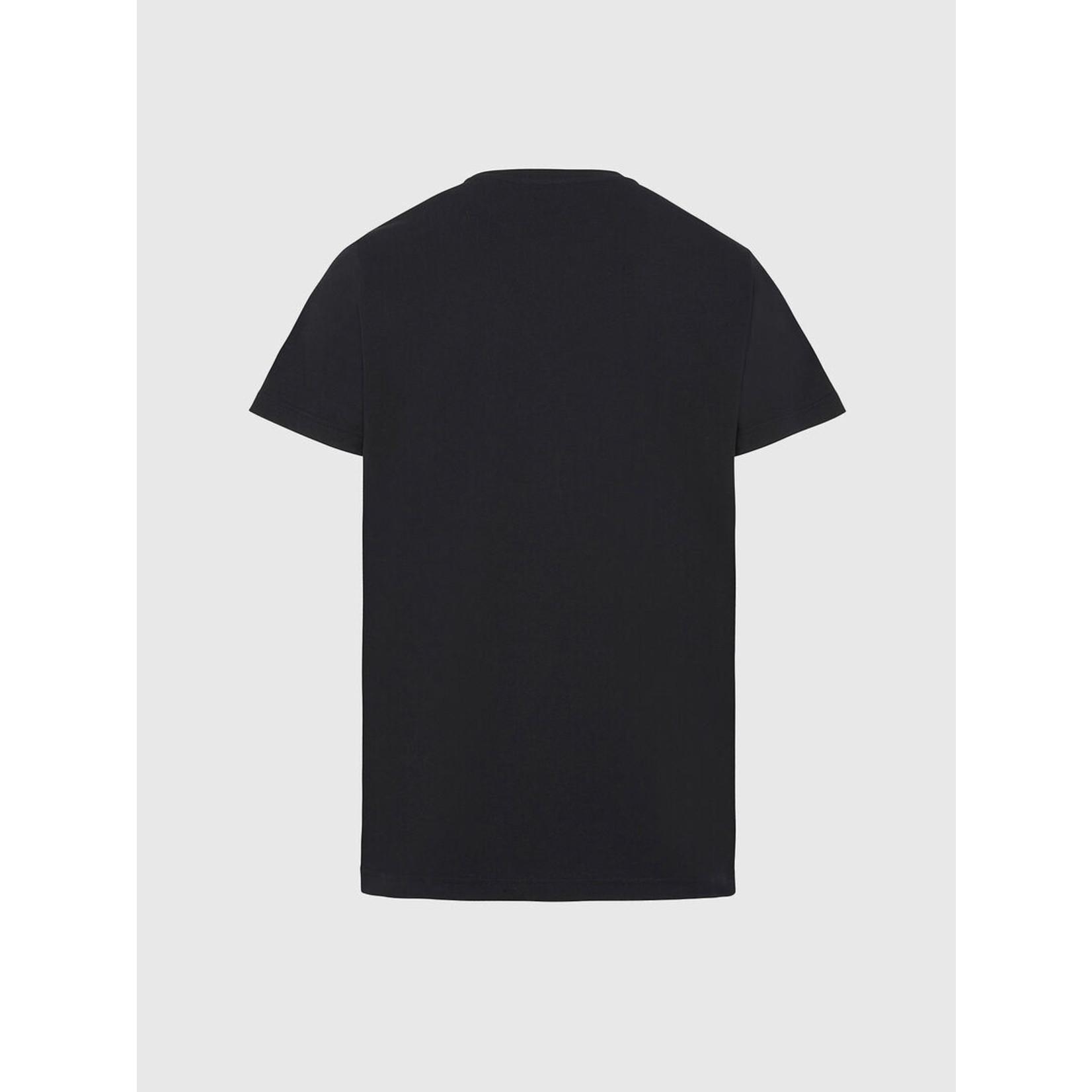 DIESEL DIESEL T-SHIRT DIEGO CUTY - BLACK