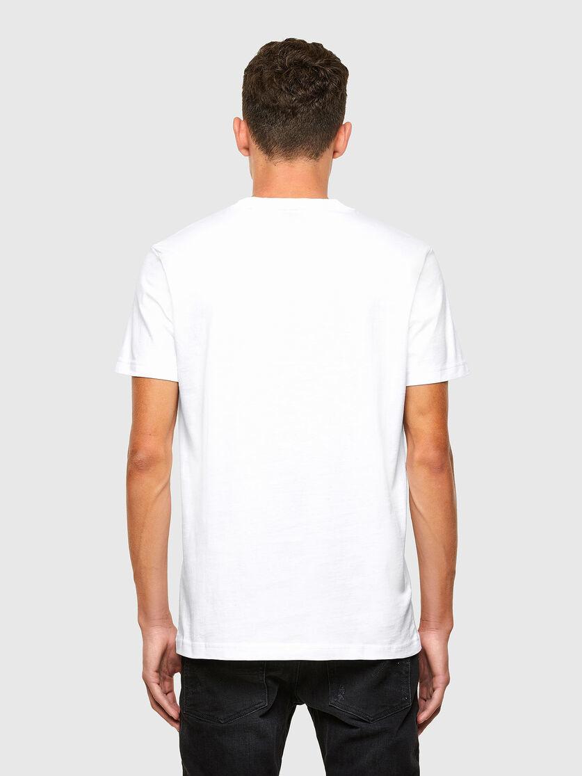 DIESEL DIESEL T-SHIRT DIEGOS N35 - WHITE