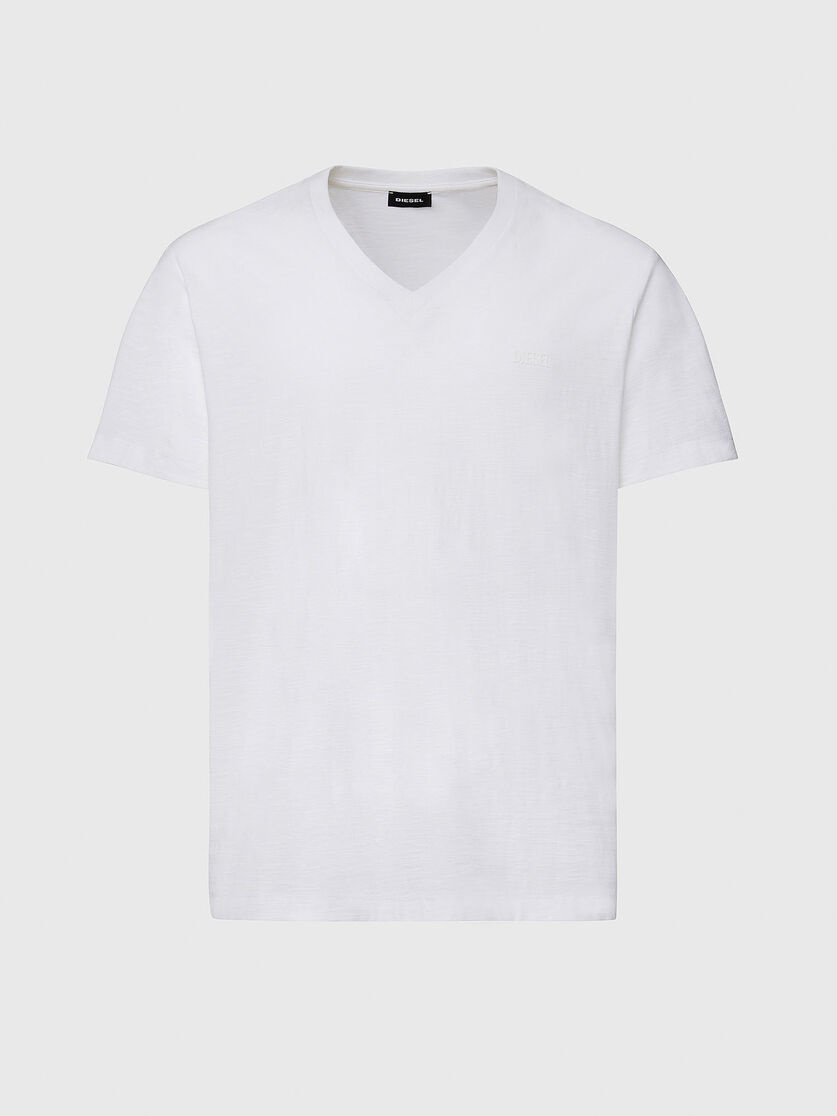 DIESEL DIESEL T-SHIRT DIEGOS NEW2 - WHITE