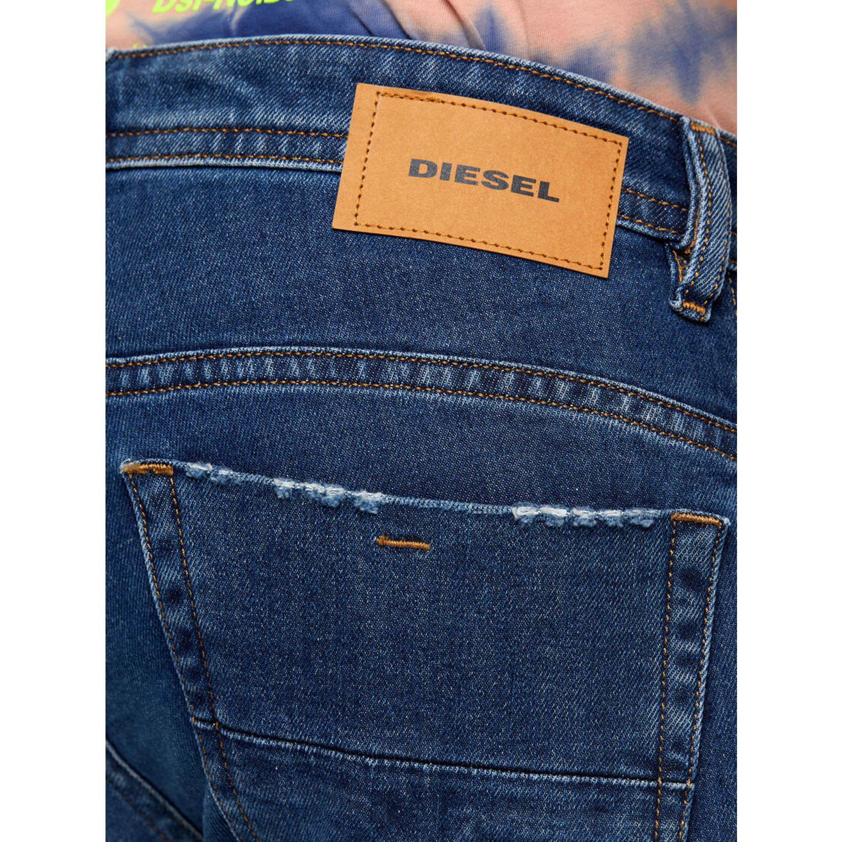 DIESEL DIESEL JEANS THOMMER X 009DE - DARK BLUE
