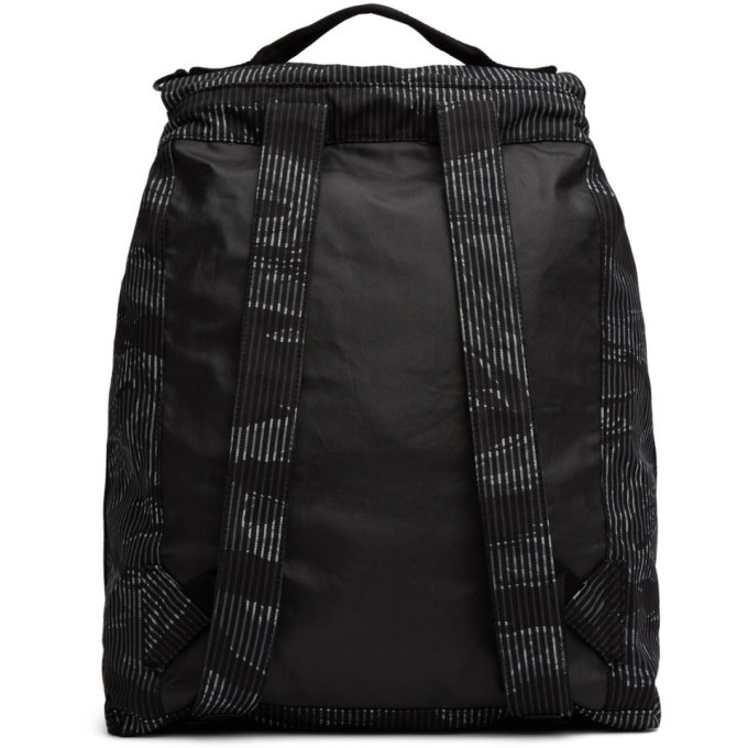 DIESEL DIESEL VOLPAGO DENIM BACKPACK