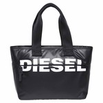 DIESEL DIESEL BOLD SHOPPER BAG BLACK