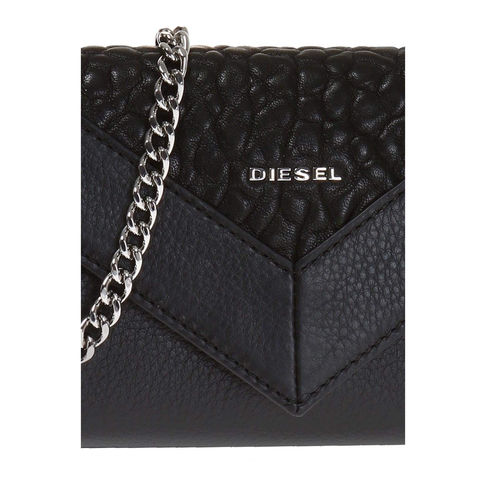DIESEL DIESEL GIPSI WALLET ON CHAIN BAG