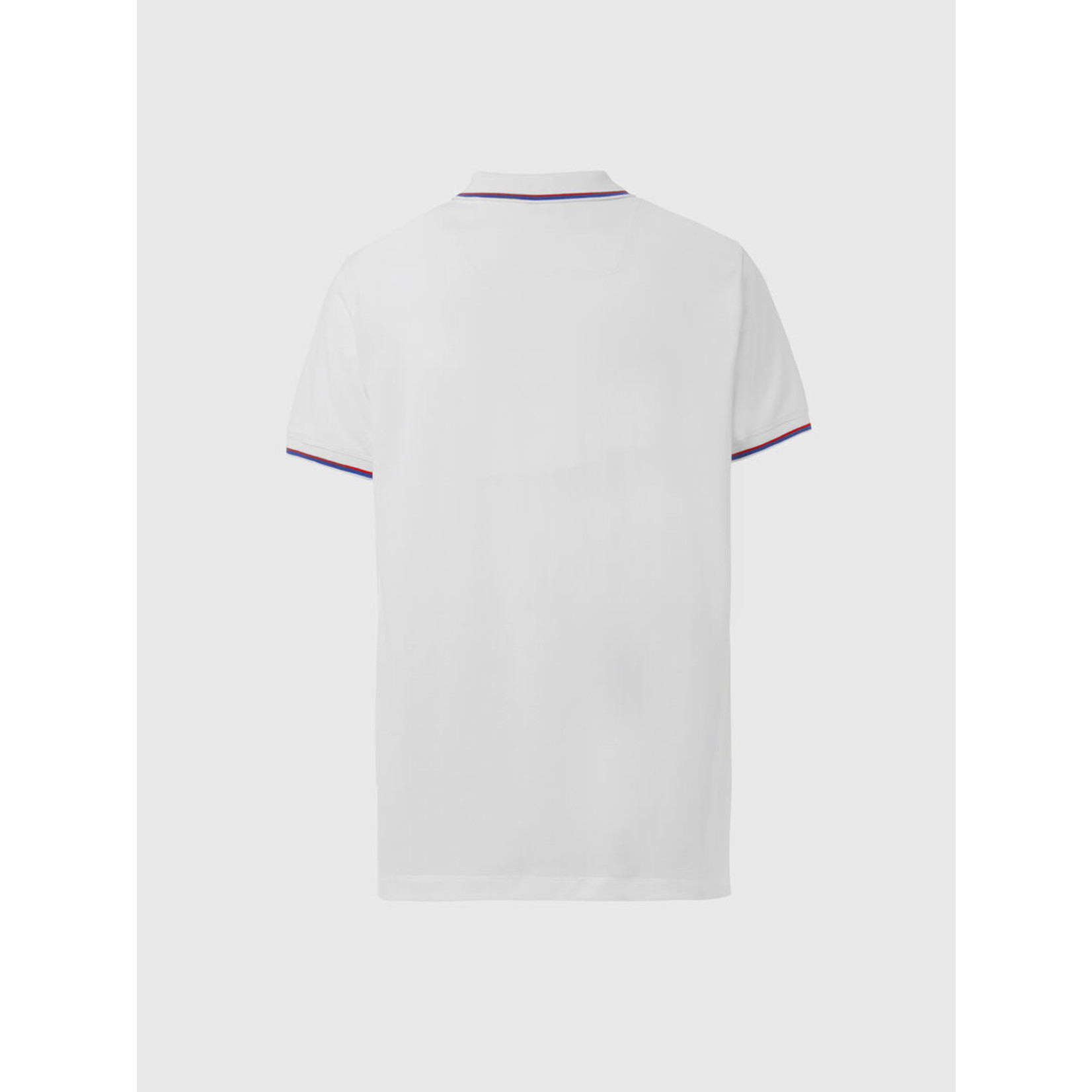 DIESEL DIESEL POLO T-RANDY NEW - WHITE