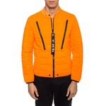 DIESEL DIESEL DOW JACKET W-HANKS ORANGE