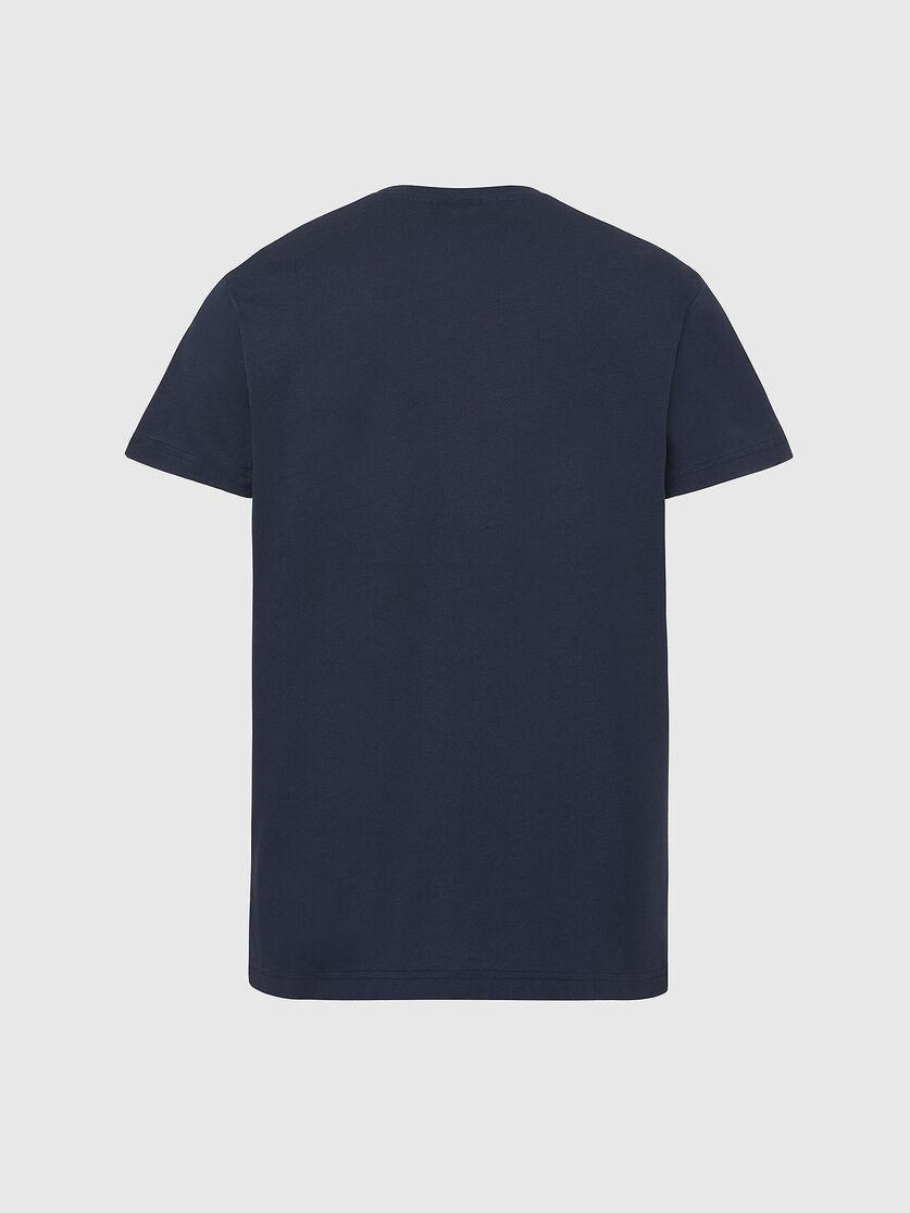 DIESEL DIESEL T-SHIRT T-DIEGOS K32 - NAVY BLUE