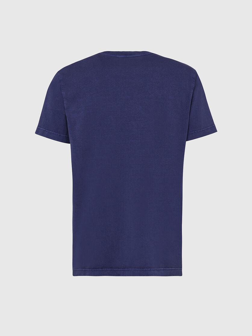 DIESEL DIESEL T-SHIRT T-DIEGOS K31 - BLUE