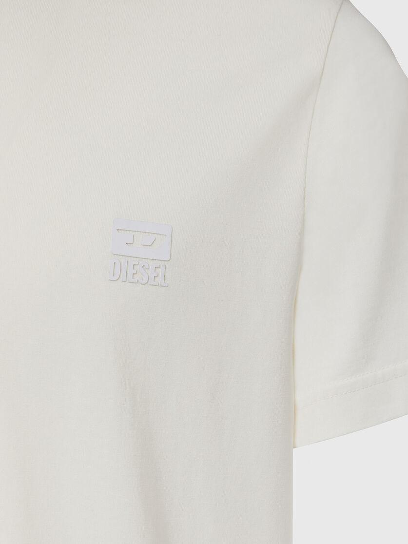 DIESEL DIESEL T-SHIRT T-DIEGOS K31 - BEIGE