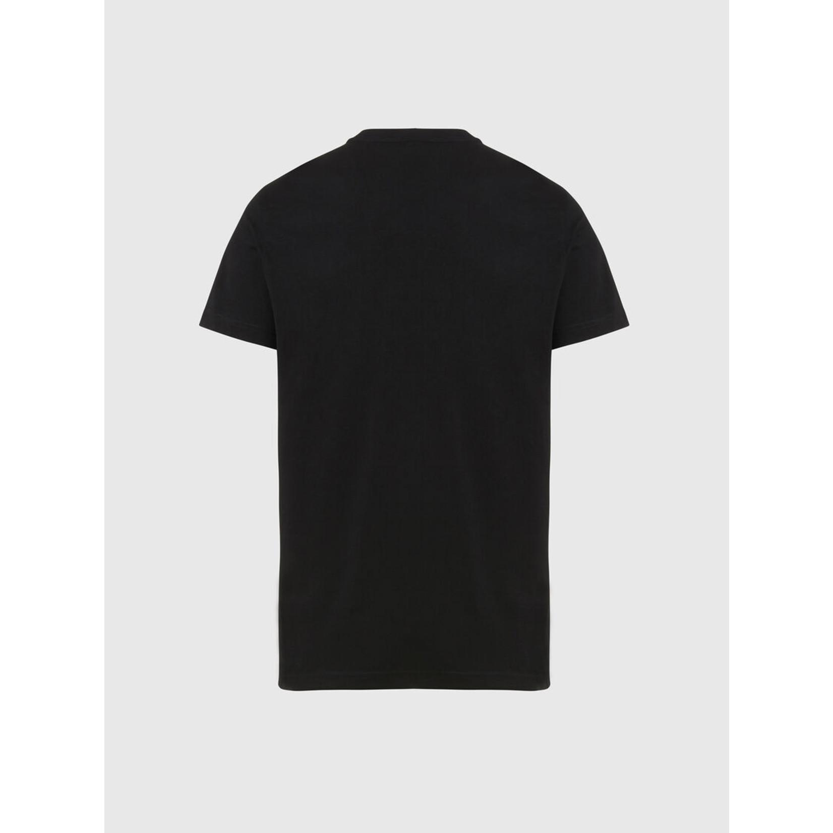 DIESEL DIESEL T-SHIRT DIEGOS N35 - BLACK
