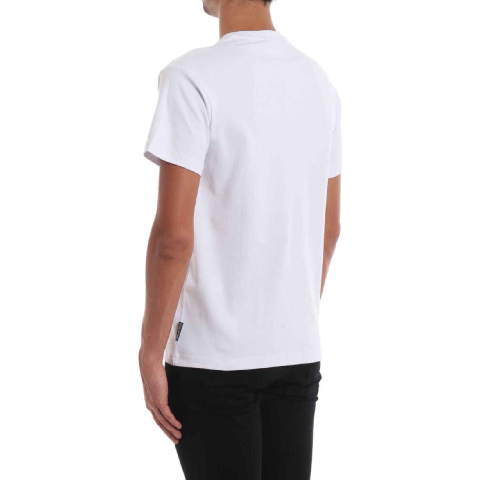 VERSACE JEANS COUTURE VERSACE JEANS COUTURE T-SHIRT  B3GVA7TA30 - WHITE