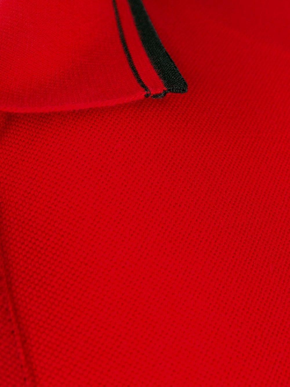 VERSACE JEANS COUTURE VERSACE JEANS COUTURE - POLO - B3GVA7P53 - RED