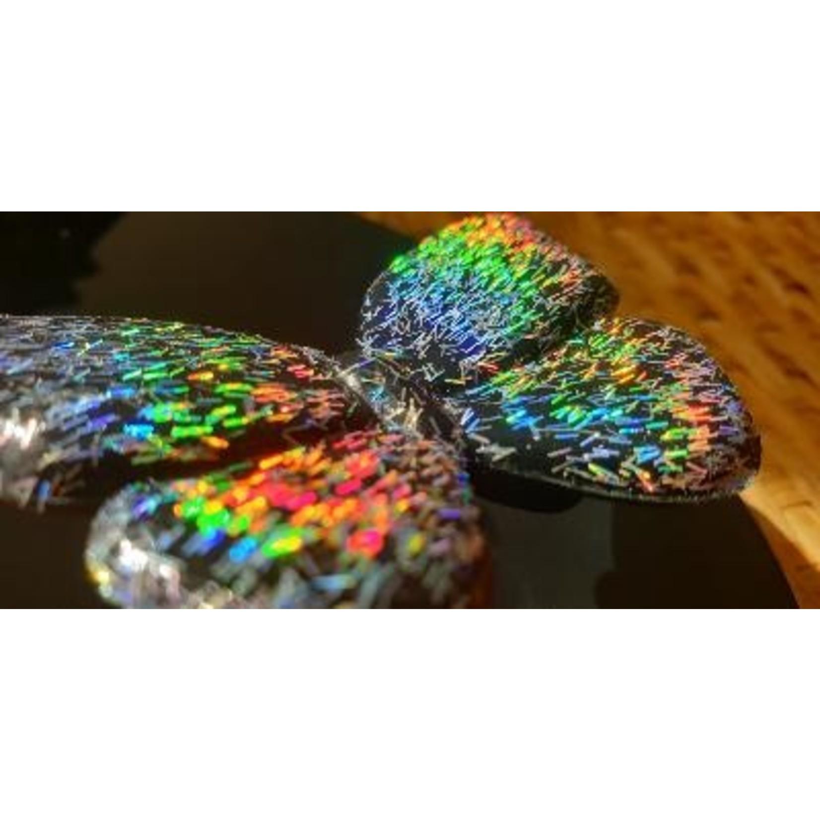 SHOELA SHOELA SANDALES BUTTERFLY - HOLOGRAPHIC