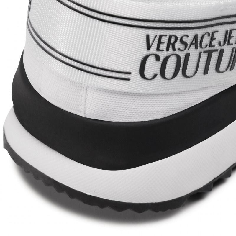 VERSACE JEANS COUTURE VERSACE JEANS COUTURE LINEA FONDO SUPER E0VZASG1 - WHITE