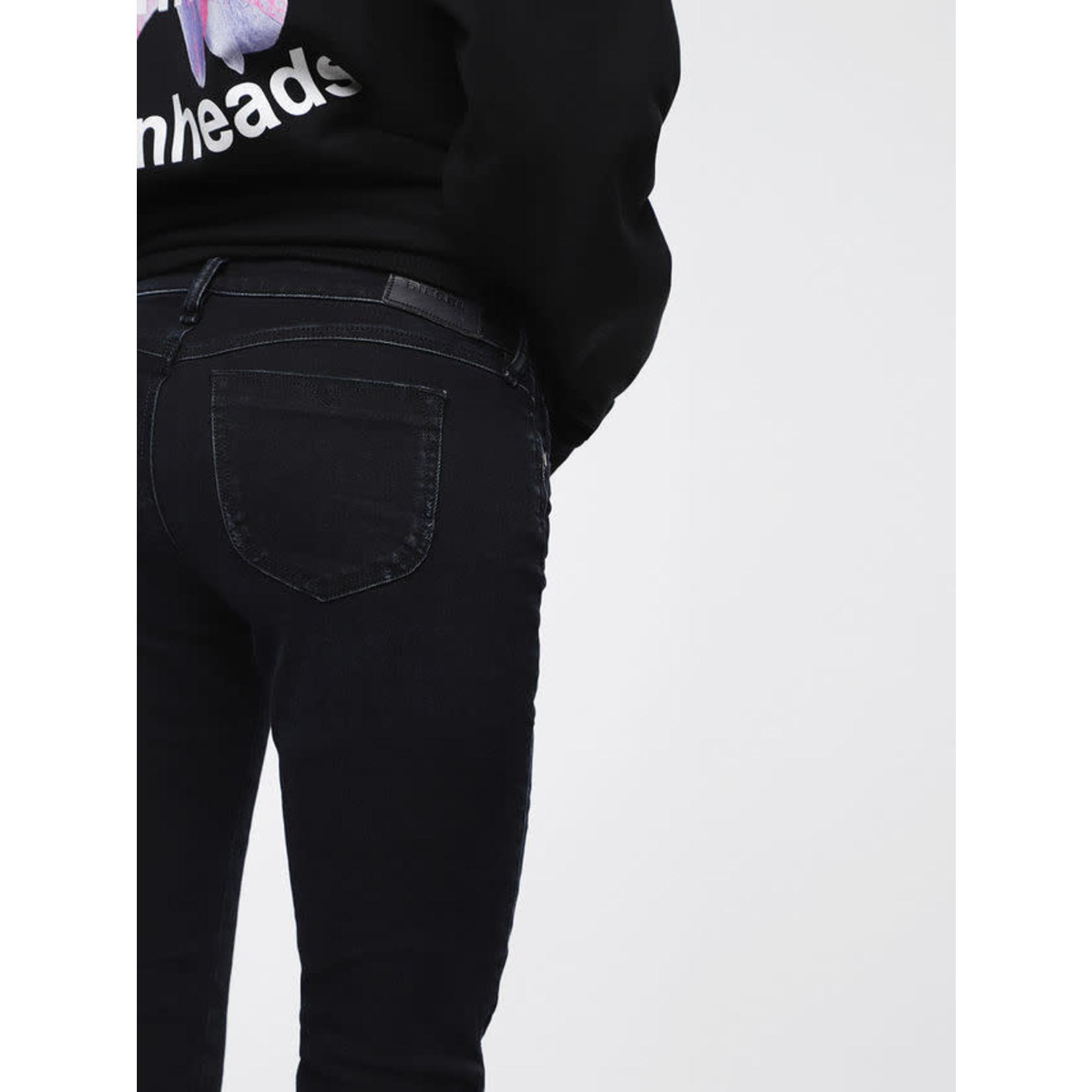 DIESEL DIESEL WOMEN'S JEANS GRACEY 069BL - BLACK