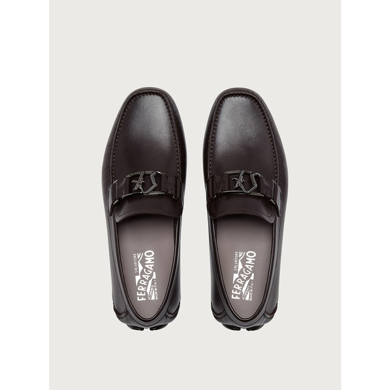 SALVATORE FERRAGAMO SALVATORE FERRAGAMO - LOAFER PETER 741585