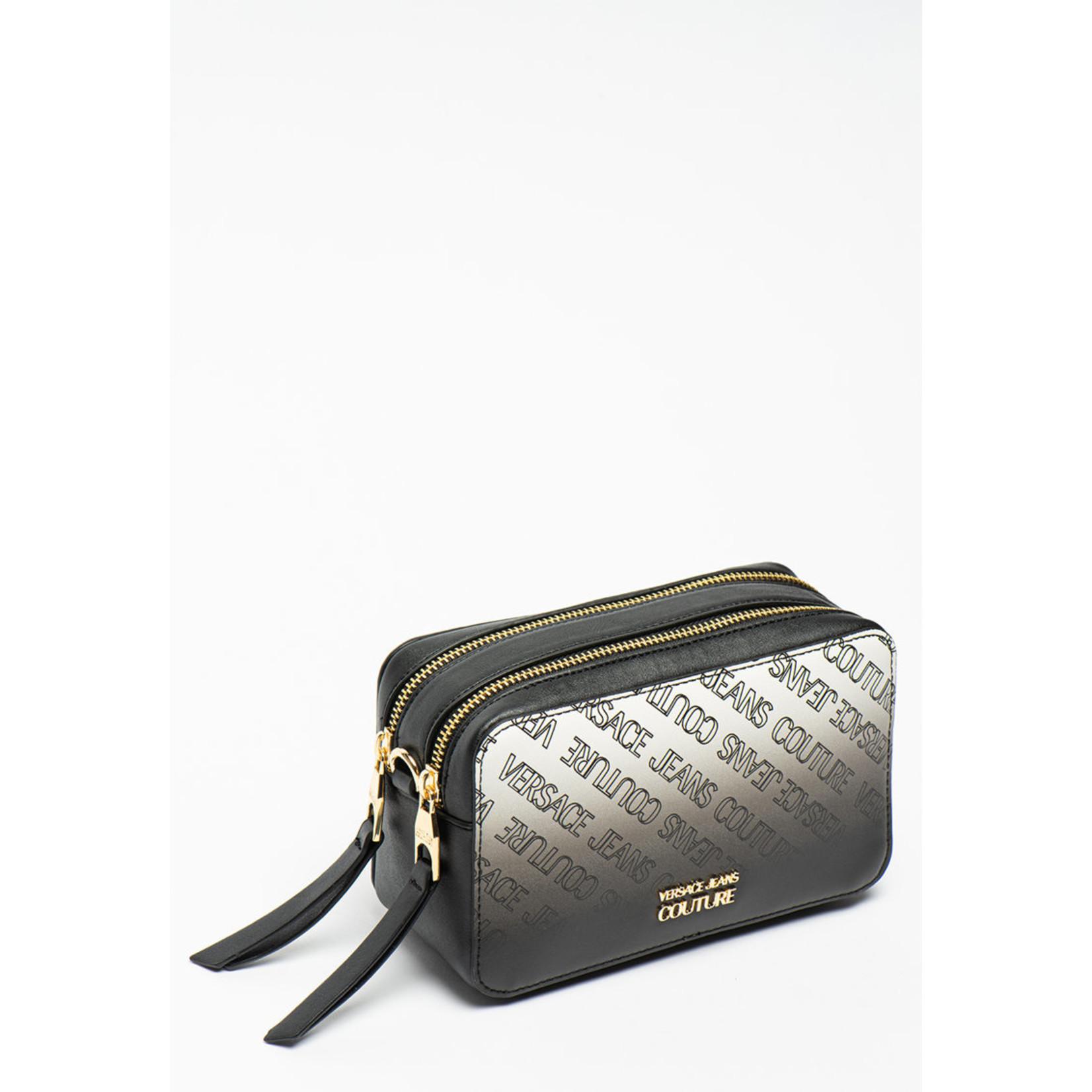 VERSACE JEANS COUTURE VERSACE JEANS COUTURE WOMEN'S CLUTCH BAG DEGRADE - E1VWAB62 GREY
