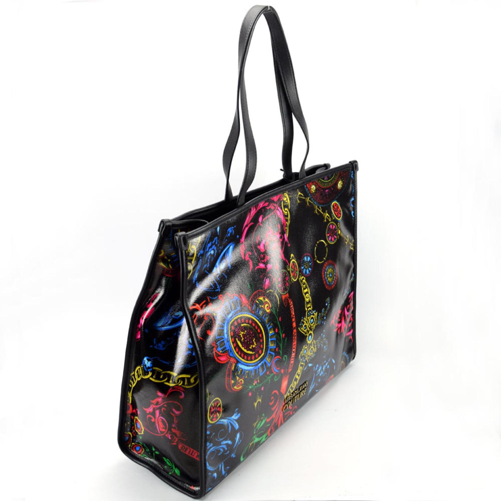 VERSACE JEANS COUTURE VERSACE JEANS COUTURE WOMEN'S BAG RANGE W CANCAS TOTE - 71VA4BW1