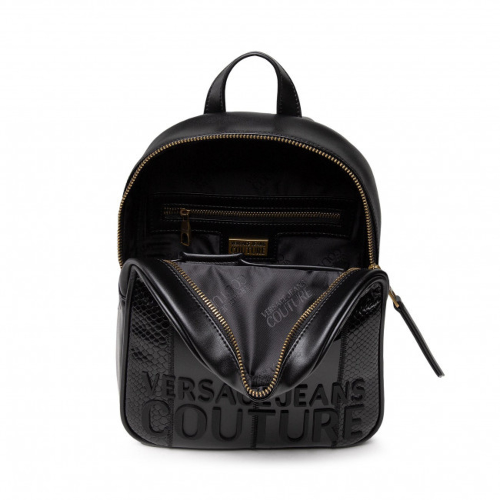 VERSACE JEANS COUTURE VERSACE JEANS COUTURE WOMEN'S BAG RANGE 4  STRIPE PATCHWORK - 71VA4B47