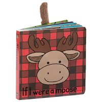 Jelly Cat If I Were A Moose Book