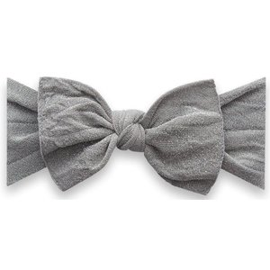 Baby Bling Shimmer Knot (Silver)