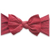 Baby Bling Shimmer Knot (Red)