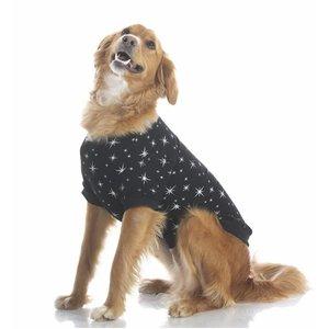 Kickee Pants Print Dog Tee in Silver Bright Stars