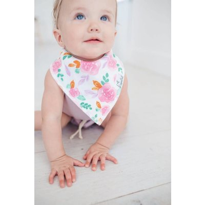 Copper Pearl baby bandana bibs - summer