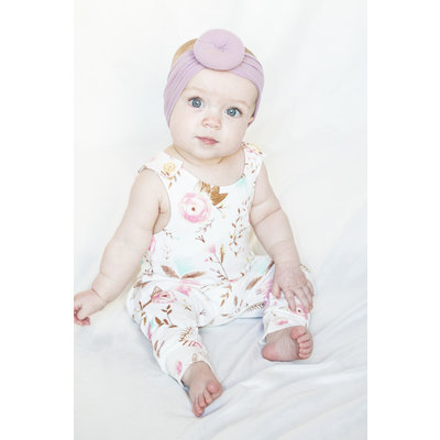 Lincoln&Lexi The Lily Romper