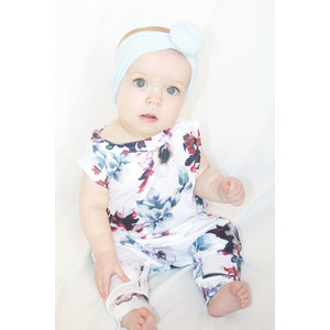 Lincoln&Lexi The Regan Floral Romper
