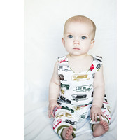 Lincoln&Lexi The Ryan Camper Romper
