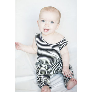 Lincoln&Lexi The Noah Romper