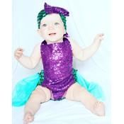 The Little Mermaid  Romper