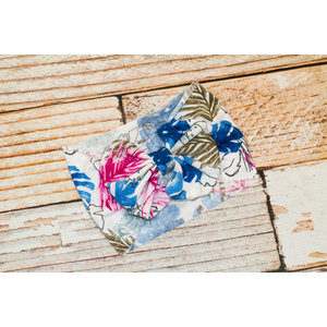 Lincoln&Lexi The Hattie Floral Knit Headband