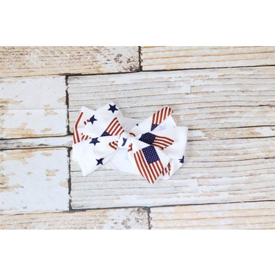 Lincoln&Lexi The Briar Print Big Bow