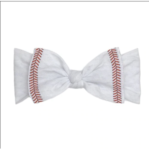 Baby Bling PRINTED KNOT: home run