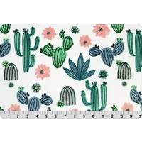 Lincoln&Lexi Cactus Bloom Cuddle® Bluebell