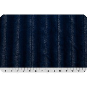 Lincoln&Lexi Luxe Cuddle® Chinchilla Navy