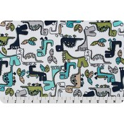 Lincoln&Lexi Roar! Cuddle® Teal