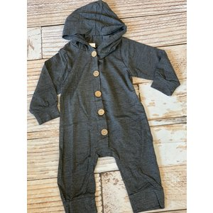 Lincoln&Lexi The Taylor Hooded Romper